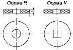 DIN 440 Шайба плоская увеличенная для деревянных конструкций